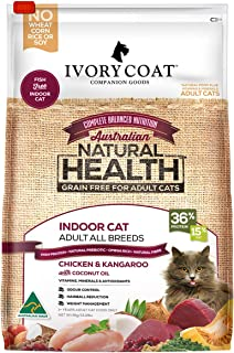 Ivory Coat Cat, Adult and Senior, Chicken Kangaroo 6kg Dry Cat Food