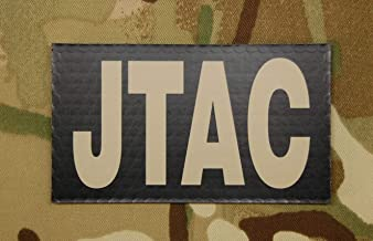 BritKitUSA Infrared JTAC Patch NSW USAF US Army SF Joint Terminal Air Controller