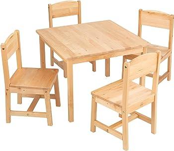 KidKraft Aspen Farmhouse Table & Chair Set
