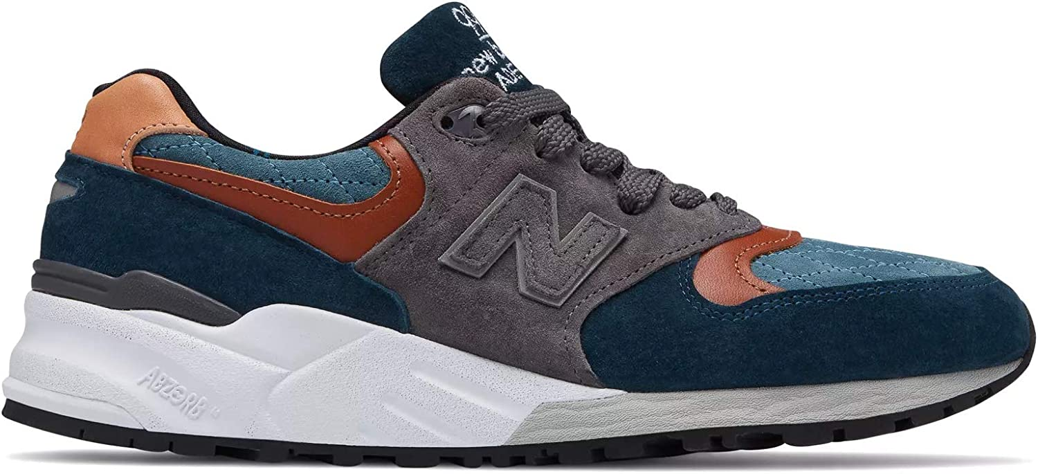 NewBalance M999 D Leather/Synthetic - jtb teal/black, Größe:10.5(44.5) B076XH4RHS B076XH4RHS B076XH4RHS  137ab5