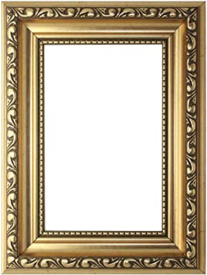 ed96bbf53194 Memory Box Ready to Hang Ornate Shabby Chic Picture Photo Poster Frame with  High