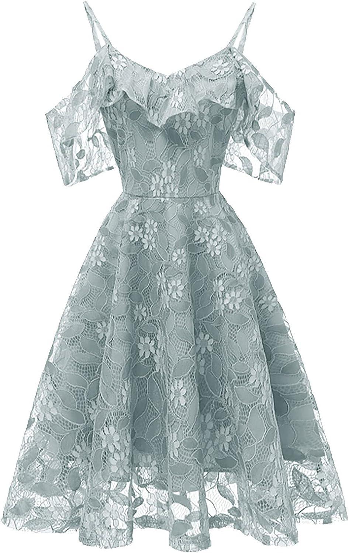 CofeeMO Womens Queen Off Shouder Vintage Long Dress Gauze Fall P