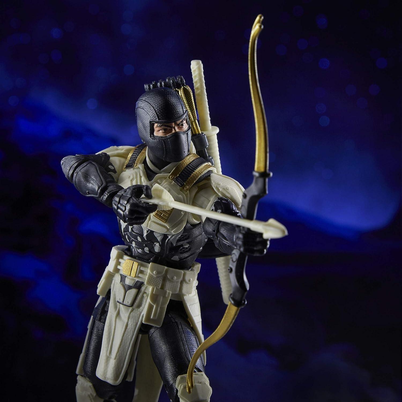 GI JOE Classified Series STORM SHADOW Artic Ninja Figure 2020 Hasbro IN HAND