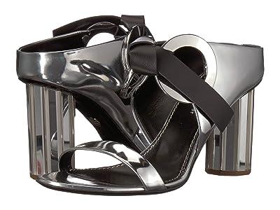 Proenza Schouler HG Ring Sandal (Silver) High Heels