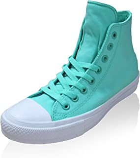 Converse - Ct As II Hi Neon Poly, Sneaker Alte Unisex – Adulto