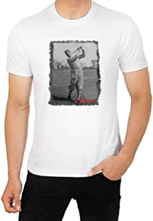 Masters Legend Bobby Jones Golf N Ovelty T Shirt The Perfect Swing sm-3XL