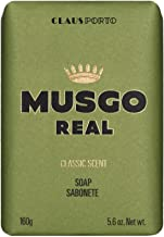 Musgo Real Men's Body Soap, Classic Scent, 5.6 Ounce