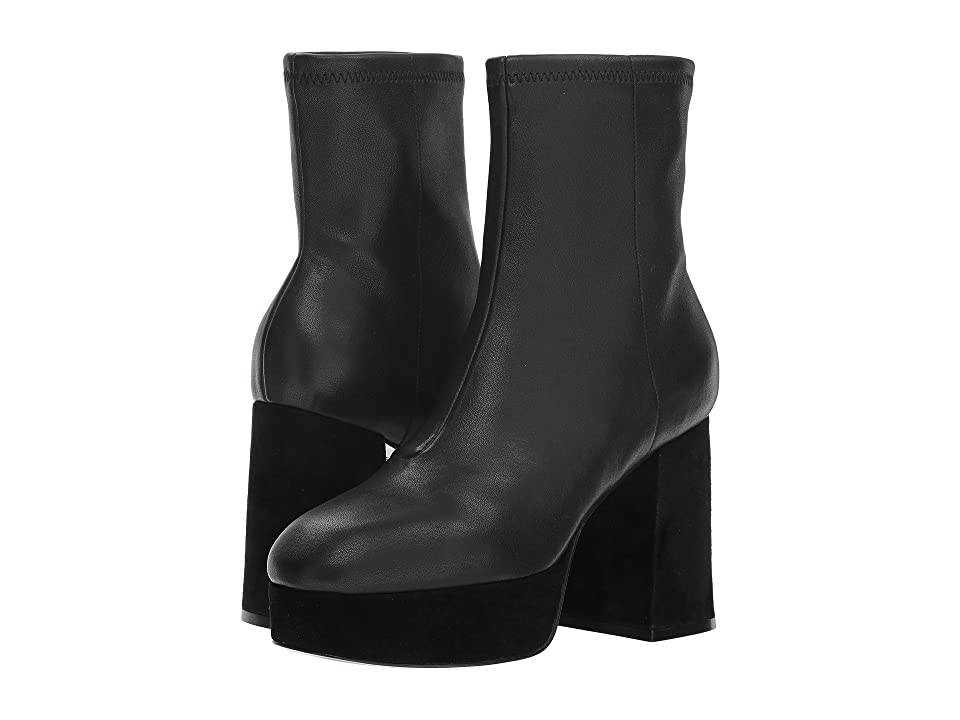 Opening Ceremony Carmen Leather Boot (Black) Women