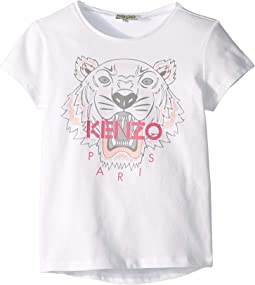 Tiger Graphic Tee (Little Kids)