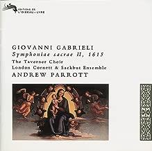 Gabrieli: Symphoniae Sacrae II, 1615