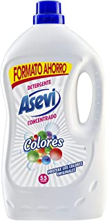Detergente Asevi Colores 55 dosis