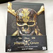 Piratas Del Caribe: La Venganza De Salazar [DVD]: Amazon.es ...