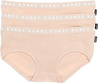 Bonds Women's Underwear Hipster Boyleg