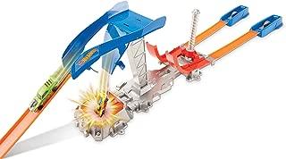 Hot Wheels Double Jump Showdown Track Set
