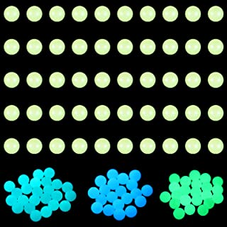 150 Pieces Quartz Pearl Balls 6 mm Glowing Quartz Balls Luminous Balls for Jewelry Making Craft Project Decorations Suppli...