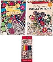 paisley doodle art