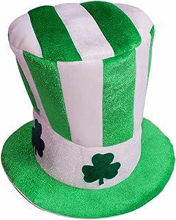 12 x USA Glitter Cappello da Cowboy Costume AMERICANA stelle strisce Men/'s Women/'s