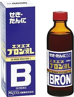【第2類医薬品】エスエスブロン液L 120mL