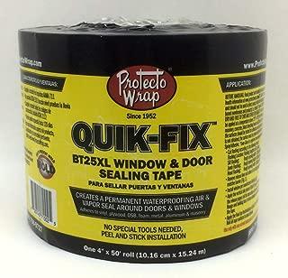 Protecto Wrap BT25XL Window & Door Sealing Tape Roll Size 4 in. x 50 Ft.