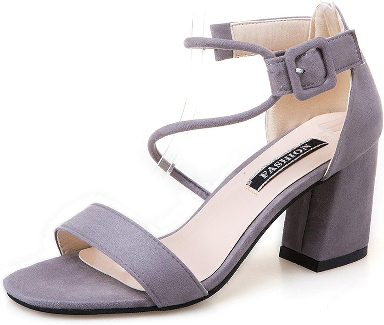 Twinkle UU Sexy Women High Heel Sandals Summer Open Toe Beach shoes Ladies Square Heel m456