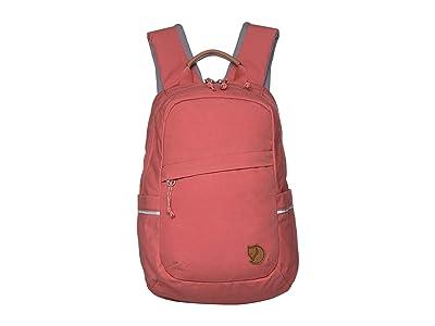 Fjallraven Raven Mini Backpack (Dahlia) Bags