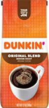 Dunkin' Original Blend Ground Coffee, Medium Roast, 12 Ounce