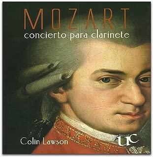 Mozart. Concierto para clarinete