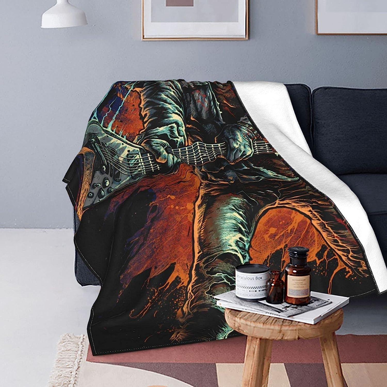 Jason Voorhees Bombing free shipping Sale Fleece Blanket Throw Lightweight Cozy Soft Super