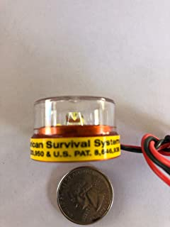 DS-30 LED White Drone Strobe UAV Strobe Locator