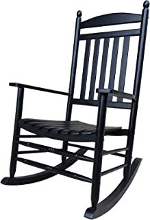 Best black outdoor rocking chair Reviews