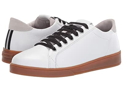 Blackstone Low Sneaker Gum Bottom RL84 (White) Women