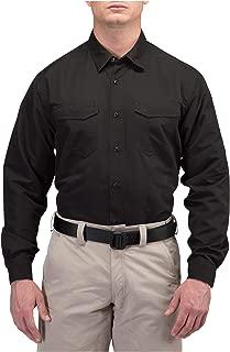 Fast-Tac Tall Long-Sleeve Shirt, Black, 3-x-Large