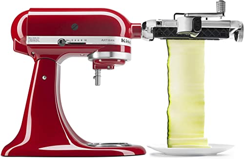discount KitchenAid outlet online sale Vegetable Sheet Cutter, high quality 1, Metallic outlet sale
