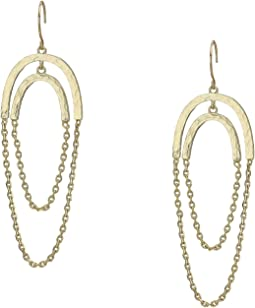 Chain Orbit Earrings