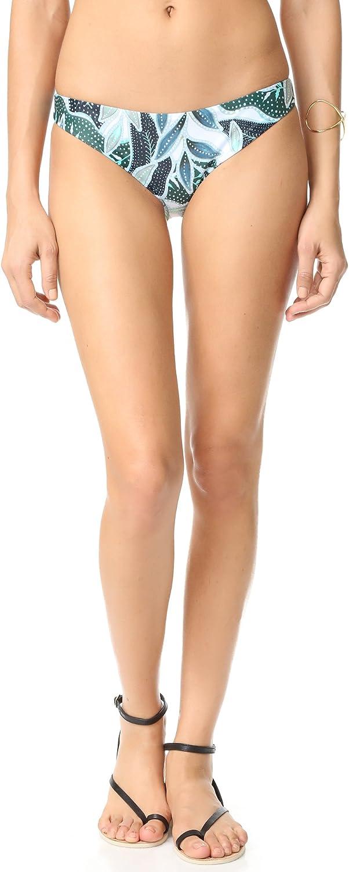 Mara Hoffman Women's Zoa Classic Bikini Bottom Swimsuit