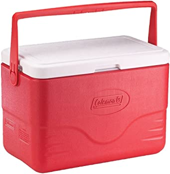Coleman 28-Quart Cooler With Bail Handle