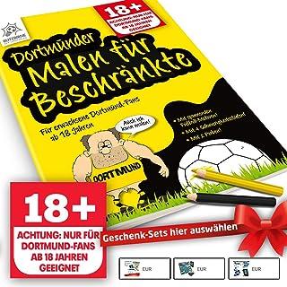 Dortmunder Malbuch für Beschränkte | Alle Schalke, Bayern