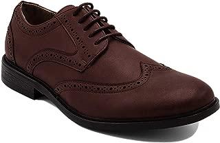 Best mens burgundy derby shoes Reviews