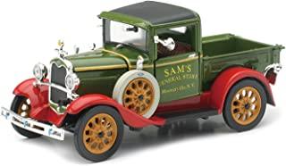 NewRay - 1931 Ford Model A Diecast Classic Car Collection Pickup Truck - Green - 1:32 Scale