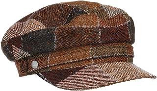Lierys Berretto da Marinaio Casenta Wool Donna - Made in Italy Berretti con Visiera Cappellino Piatto Autunno/Inverno