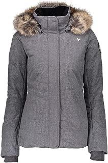 Obermeyer Tuscany II Insulated Ski Jacket Womens Charcoal
