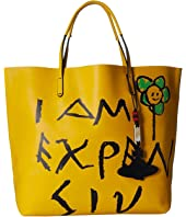 Vivienne Westwood - Punk Leather Shopper