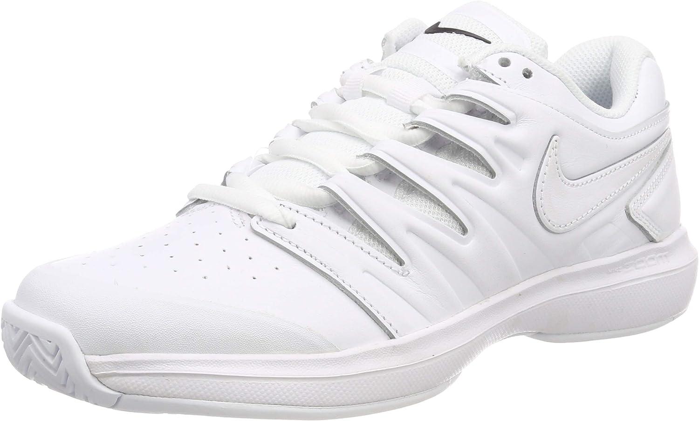 Nike Men's Air Zoom Prestige Hc Lthr Low-Top Sneakers