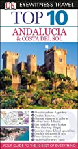 Top 10 Andalucia & Costa Del Sol (EYEWITNESS TOP 10 TRAVEL GUIDE)
