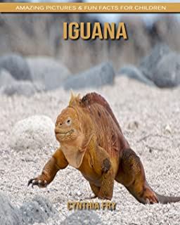 Iguana: Amazing Pictures & Fun Facts for Children