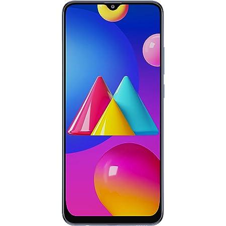 Samsung Galaxy M02s (Blue,4GB RAM, 64GB Storage) | 5000 mAh | Triple Camera