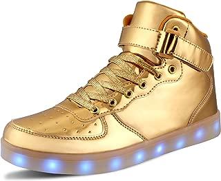 Best gold led shoes Reviews