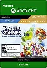 Plants vs. Zombies: Battle for Neighborville Deluxe Edition - [Xbox One Digital Code]