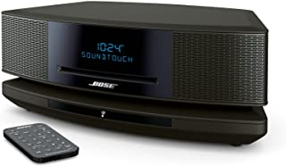 Bose 738031-8700 Wave SoundTouch Music System IV, Espresso Black