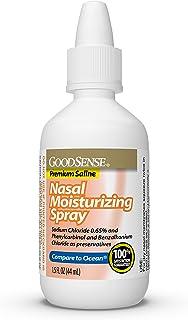 Good Sense Saline Nasal Spray, 1.5 Fl. Oz
